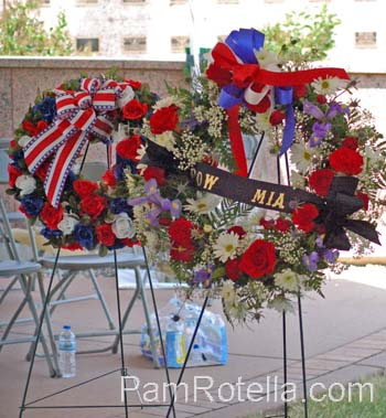 Memorial Day services 2012, photo by Pam Rotella WIDTH=350      <a href=