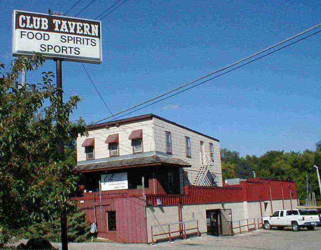 The Club Tavern, Middleton, Wisconsin