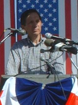Dennis Kucinich (D-OH), photo by Pam Rotella